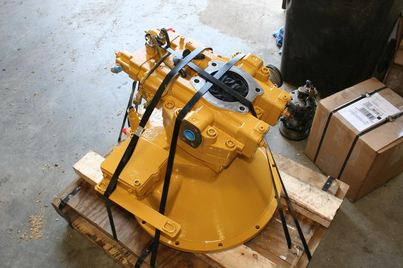 Hydraulic pump for cat 322l autos post for Hydraulic motor repair near me