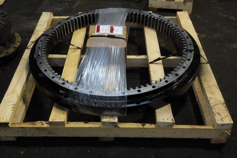 Swing Bearings Slewing Rings Heavy Equipment Parts