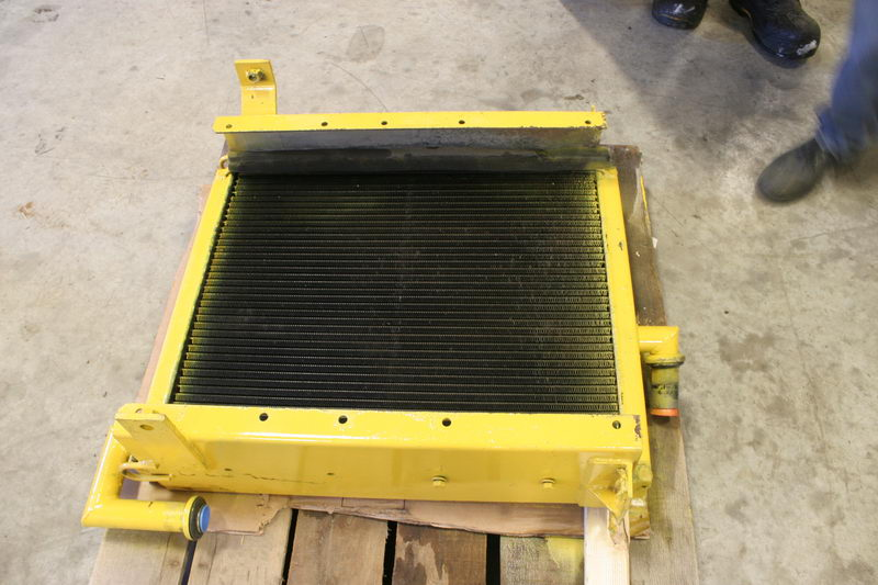 Caterpillar Radiators And Coolers Heavy Equipment Parts
