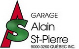 Garage Alain St-Pierre