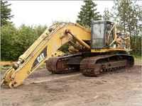 Cat 345BL
