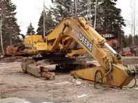 John Deere 450LC