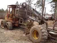 Timberjack 1110 DH