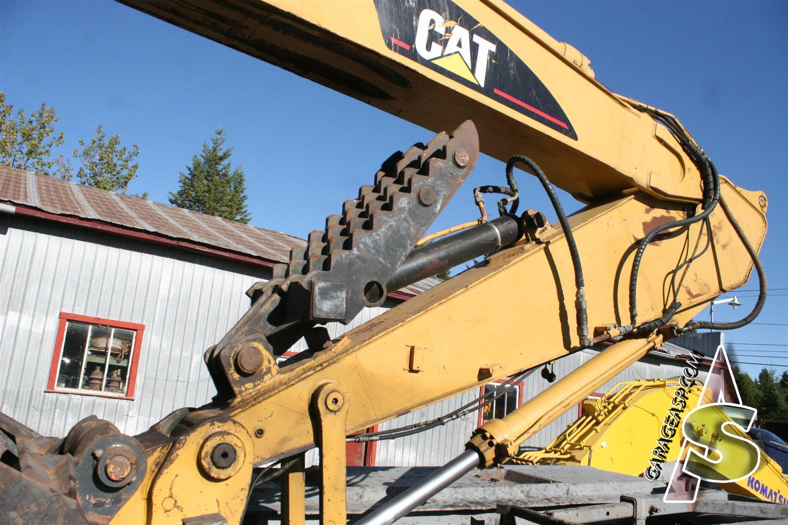 Caterpillar Hydraulic Cylinders - Heavy equipment parts