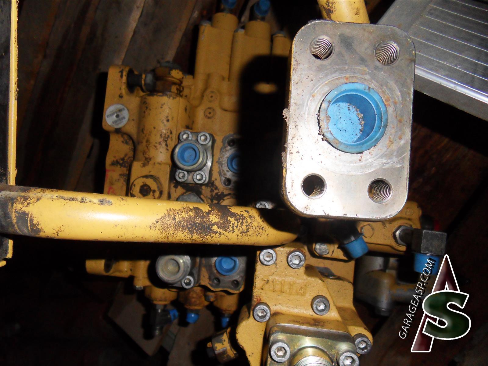 Caterpillar Control Valves Heavy Equipment Parts Cat 236 Engine Diagram 365 330c Main Valve 190 7700 6426 258 0290