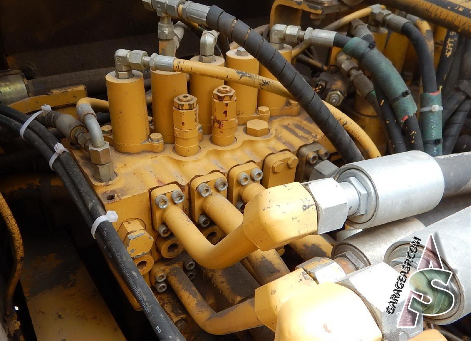 Caterpillar Control Valves Heavy Equipment Parts Cat 236 Engine Diagram 439 330c Main Valve 190 7700 6426 258 0290