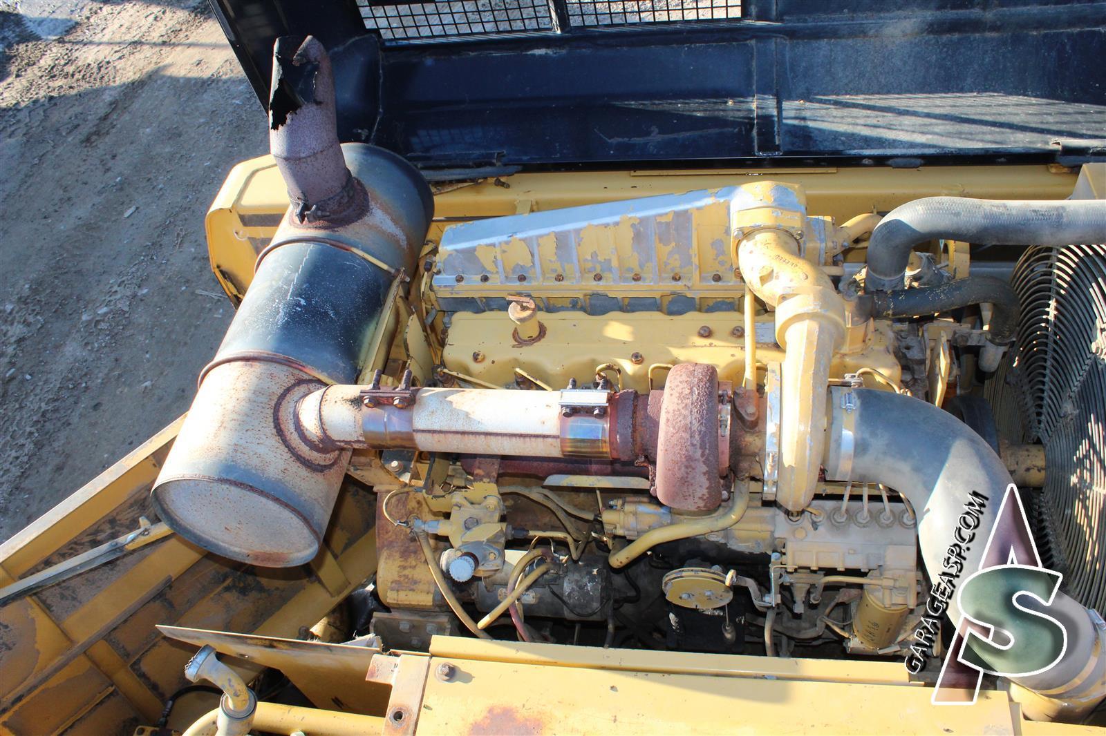 Caterpillar Engines - Heavy equipment parts