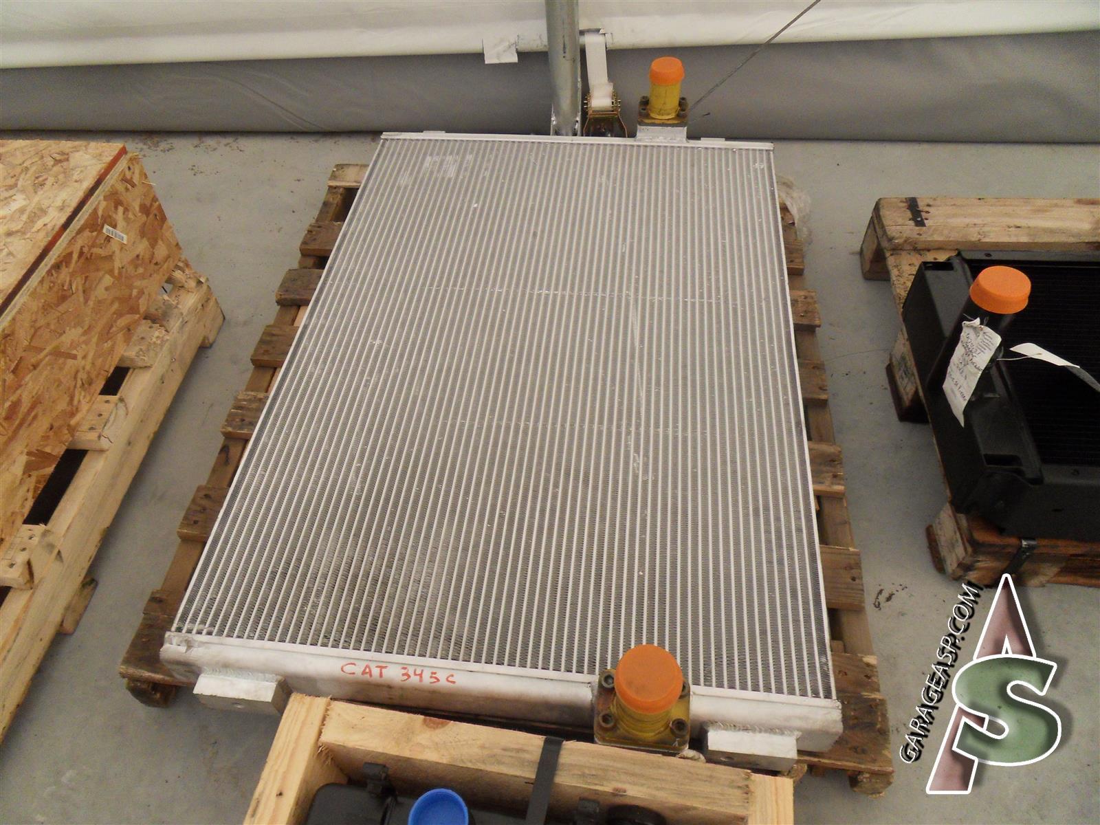 Caterpillar Radiators and Coolers - Heavy equipment parts