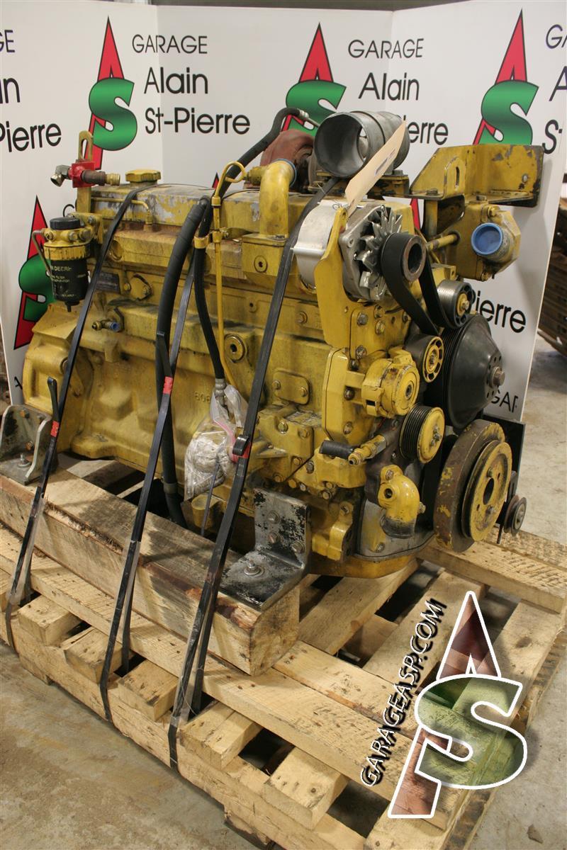 Deere Engines
