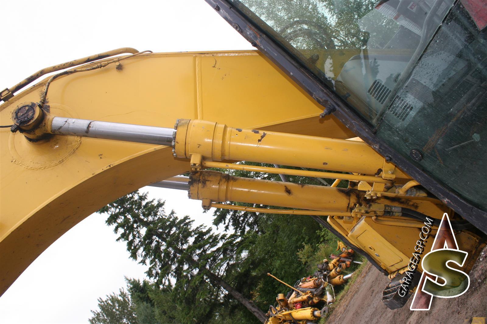 Komatsu Hydraulic Cylinders Heavy Equipment Parts Pc 150 Wiring Diagram 645 Pc138uslc 8 Arm Cylinder 707 01 Lx680