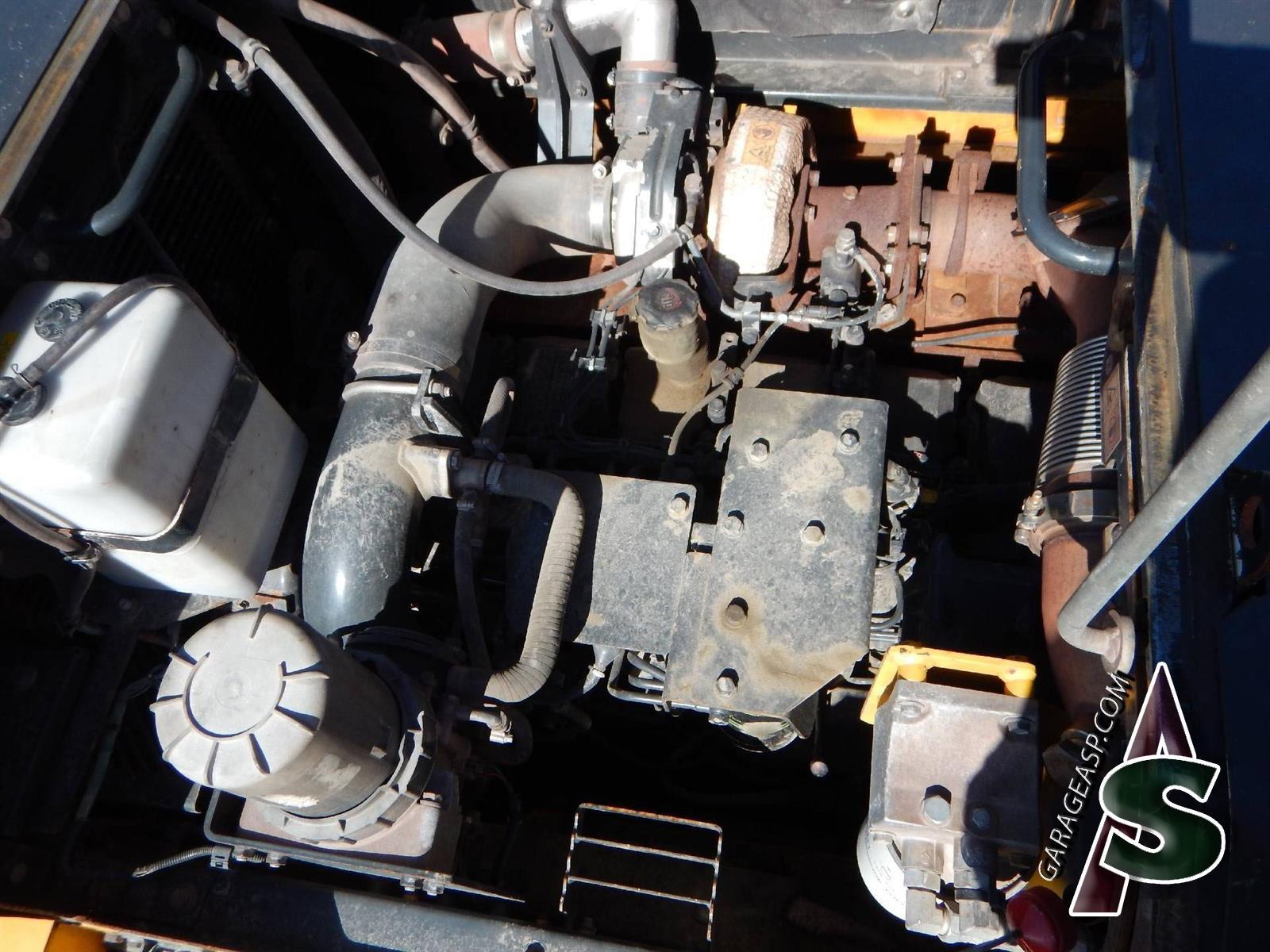 Komatsu Engines - Heavy equipment parts