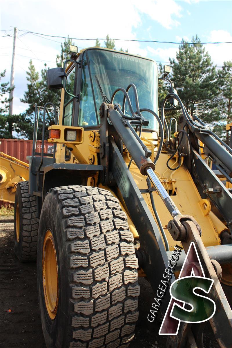 Komatsu Hydraulic Cylinders Heavy Equipment Parts Wa250 Wiring Diagram 626 3pt Steering Cylinder 707 00 01350 08701